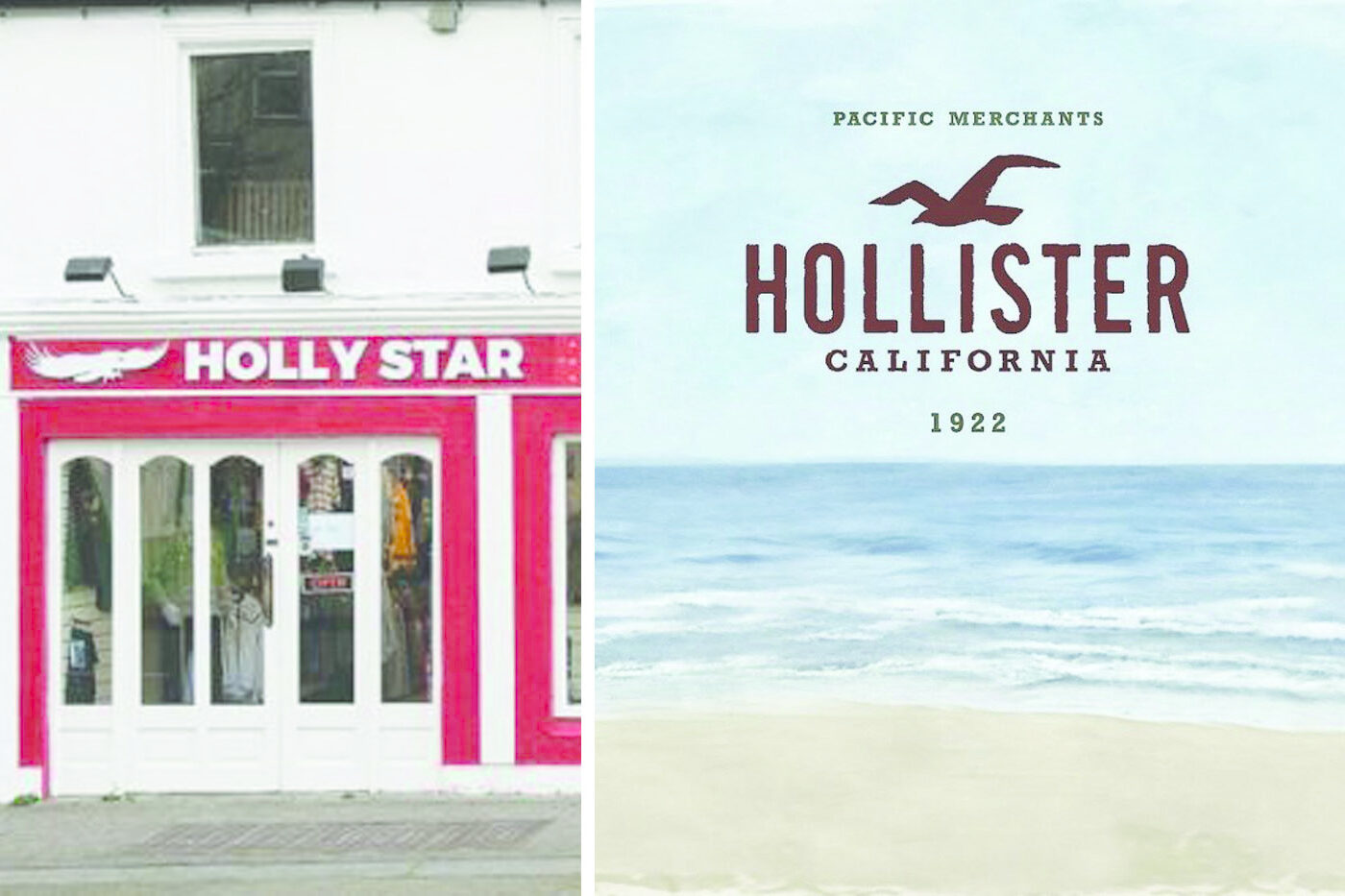 Hollister Copy